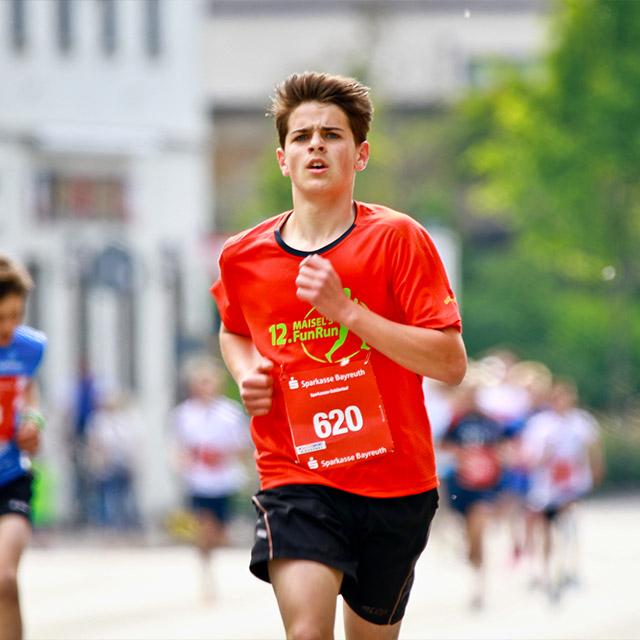 jugendlicher Läufer 2017