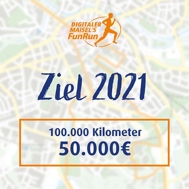 Bildnis des Ziels von 2021